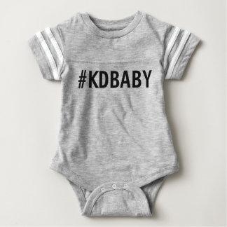 Body Para Bebê Bodysuit do futebol do bebê de KD