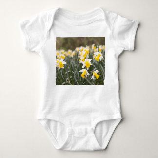 Body Para Bebê Bodysuit do jérsei do bebê com impressão do