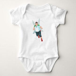 Body Para Bebê Bodysuit do jérsei do bebê de Bubba