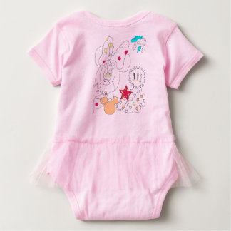 Body Para Bebê Bodysuit do minnie do bebê