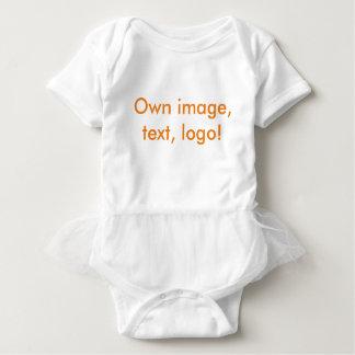 Body Para Bebê Bodysuit do tutu do bebê
