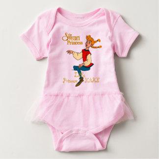 Body Para Bebê Bodysuit do tutu do bebê da ODETTE da criança