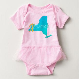 Body Para Bebê Bodysuit do tutu do bebê das maravalhas de New