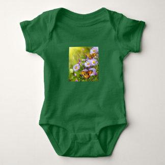"""Body Para Bebê Bodysuit """"dom"""" do jérsei do bebê - arte dos"""