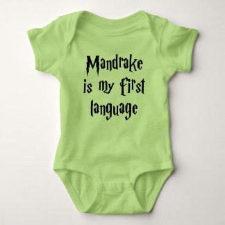 Body Para Bebê Bodysuit engraçado do bebê para uma família de