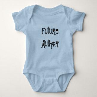 Body Para Bebê Bodysuit futuro do autor