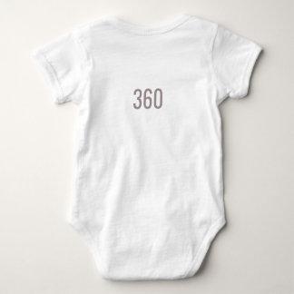 Body Para Bebê Bodysuit Gaga do bebê