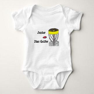 Body Para Bebê Bodysuit júnior do bebê do jogador de golfe do
