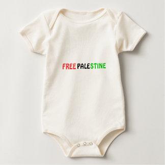 Body Para Bebê Bodysuit LIVRE do bebê de PALESTINA