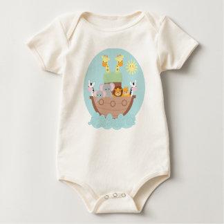 Body Para Bebê Bodysuit orgânico do roupa americano do bebê da
