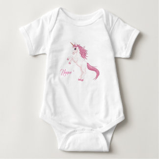 Body Para Bebê Bodysuit original com unicórnio lindo!