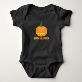 Body Para Bebê Bodysuit pequeno do bebê das abóboras