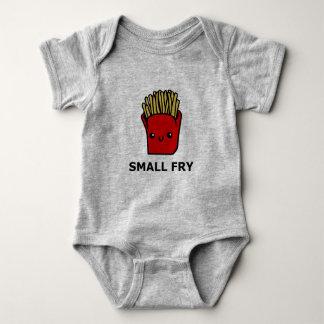 Body Para Bebê Bodysuit saboroso da criança do bebê das batatas