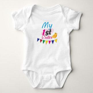 Body Para Bebê Bodysuit unisex do bebê do feriado do coelho de