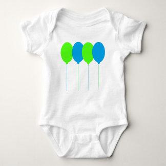 Body Para Bebê Bodysuits do bebê dos balões