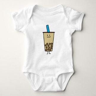 Body Para Bebê Bolas do Tapioca do chá do leite da pérola de Boba
