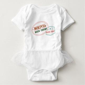 Body Para Bebê Bolívia feito lá isso