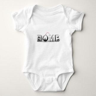 Body Para Bebê Bomba