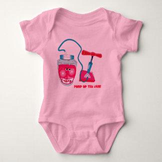 Body Para Bebê bombeie acima o doce!