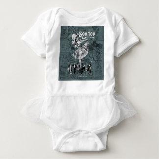 Body Para Bebê Bon-tonelada