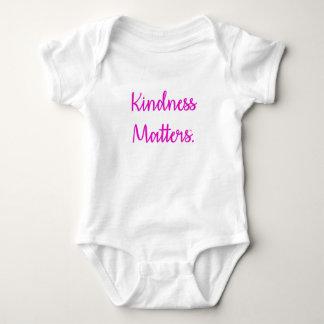 Body Para Bebê Bondade Matters™