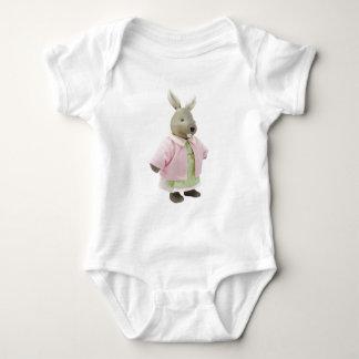 Body Para Bebê Boneca do coelho