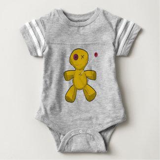 Body Para Bebê Boneca do Voodoo