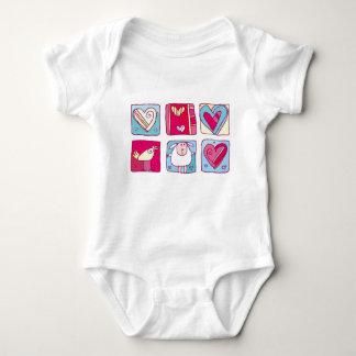 Body Para Bebê Bonito