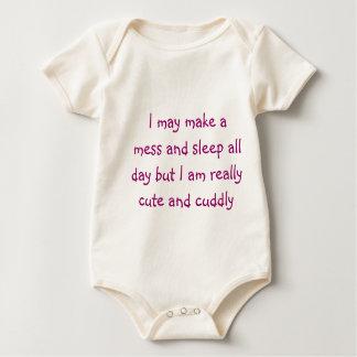 Body Para Bebê Bonito e peluches