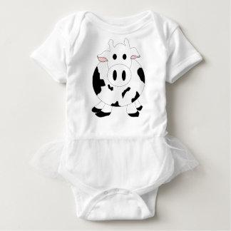 Body Para Bebê bonito feliz da alegria animal bonito do