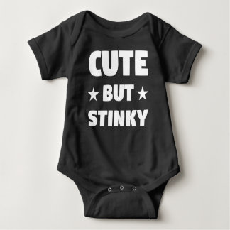 Body Para Bebê Bonito mas fedido