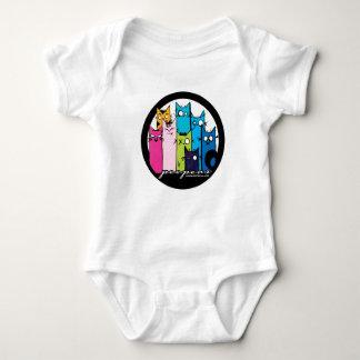 Body Para Bebê bonito, subtil e o melhor presente do bebê nunca!!