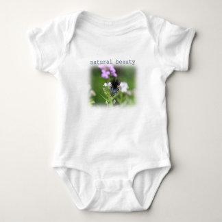 Body Para Bebê Borboleta em wildflowers