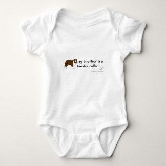 Body Para Bebê border collie - mais