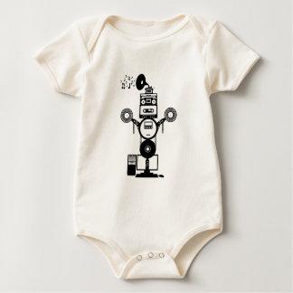 Body Para Bebê Bot da música
