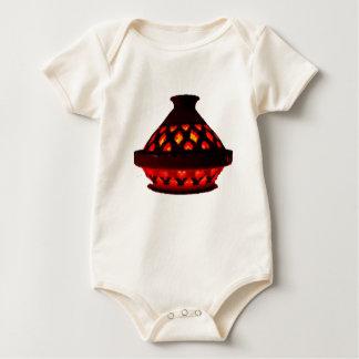 Body Para Bebê bougeoirs-tajine