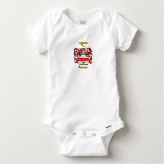 Body Para Bebê Bradley (irlandês)
