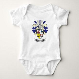 Body Para Bebê Brasão da crista da família de McLean