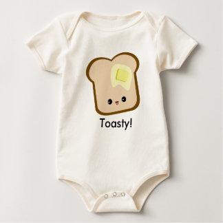 Body Para Bebê Brinde bonito da manteiga do kawaii quentinho!