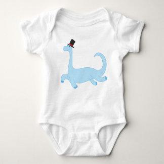 Body Para Bebê Brontosaurus - a dança legal de Dino