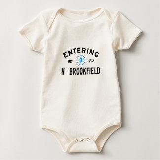Body Para Bebê Brookfield norte entrando