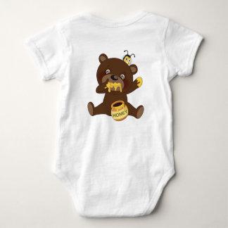 Body Para Bebê Brownie e BB 02