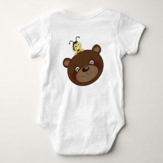 Body Para Bebê Brownie e BB 41