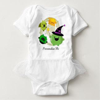 Body Para Bebê Bruxa customizável Hocus Pocus do Dia das Bruxas -