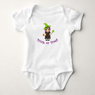 Body Para Bebê Bruxa do bebê