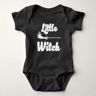 Body Para Bebê bruxa pequena