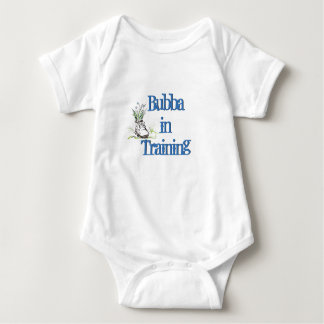 Body Para Bebê Bubba em treinar w/Shoe