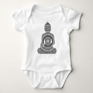 Body Para Bebê Buda GraphiZen