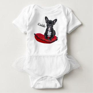 Body Para Bebê Buldogue francês do iCuddle adorável