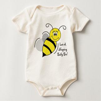 Body Para Bebê Bumble a abelha